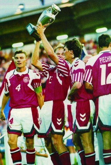 Denmark - Germany 1992 ЧЕ